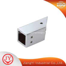 45 Degree Mitered Support Bar Brackets Square