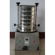 Vibrating soil laboratory equipment standard test sieve​