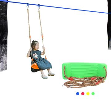 Outdoor Plastic Toys EVA Soft Board Swing