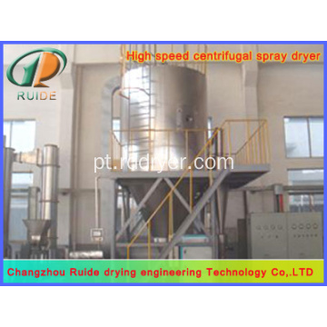 Química Usado Hot Sale High Speed ​​Centrifugal Spray Dryer for Polyethylene