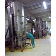 2017 FL series boiling mixer granulating drier, SS conveyor, vertical steam cylinder