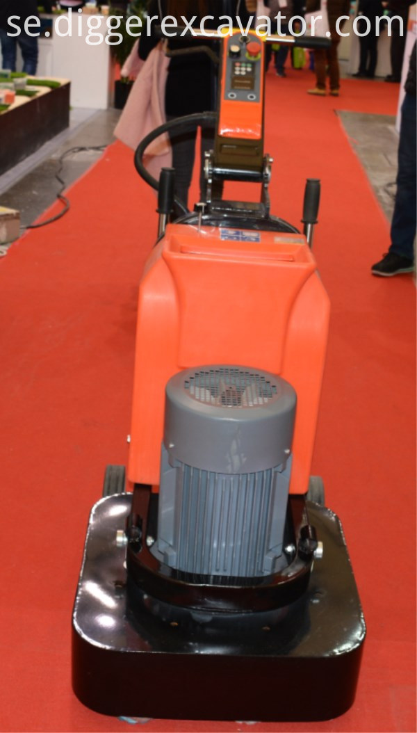 12 Heads Industrial Floor Polishing Machine