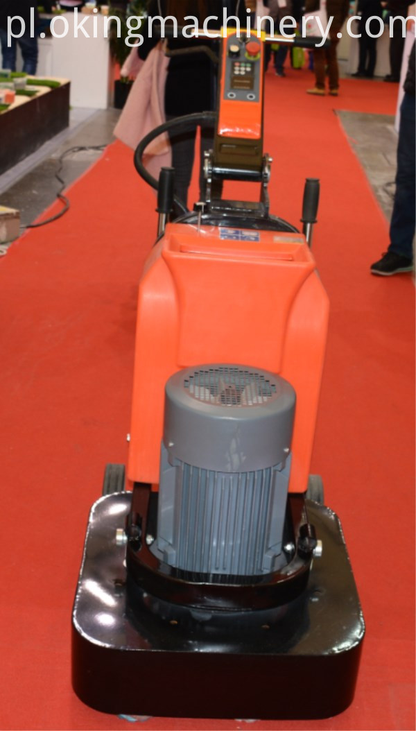 220V 12 heads concrete grinder grinding machine