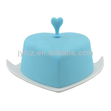 restaurant ceramic butter dish