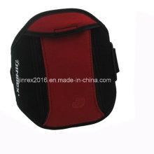 Sport-laufende Förderung Neopren-Arm banded Handy-Tasche-Jb13h022