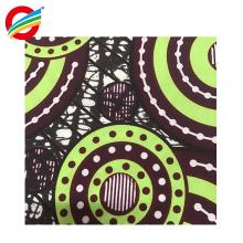 сокращение-упорная сплетенная африканская настоящий реальный воск отпечатки ткани