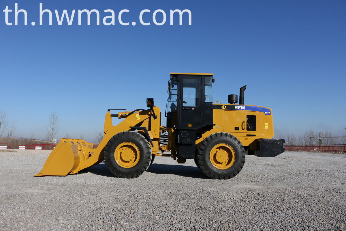 3 Ton Wheel Loader