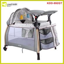 China-Hersteller NEUES Design im Freien Baby Reisebett