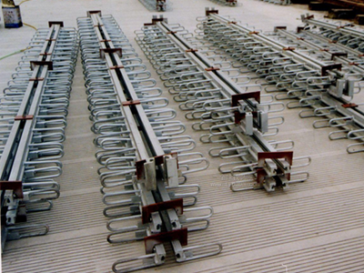 Shaped Steel Bridge Expansion Joints
