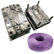 mould maker plastic injection mold custom overmolded cables silicone rubber overmolding prototype
