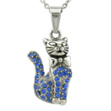 Joyería al por mayor regalo gato gato colgante