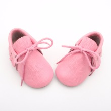 Suede Leather Sole Moccasins Shoes Baby Shoes Wholesale