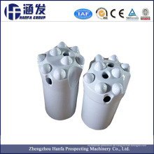 Hartmetall-Taper-Schaft-Knopfbohrer für Felsenbergbau