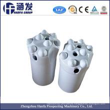 Carbide Taper Shank Button Drill Bit for Rock Mining