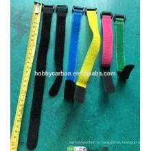 Correias de travamento plásticas feitas sob encomenda do preço de grosso / cintas plásticas ajustáveis da bateria