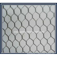 Panier hexagonal de fil de Gabion pour la pierre
