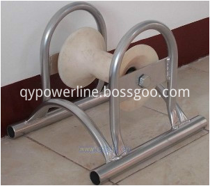 Electrical Ground Cable Roller
