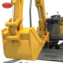 Widely Used Liugong Long Arm Excavator