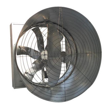 Double-Door/Butterfly Cone Exhaust Fan with Big Air Volume Fan