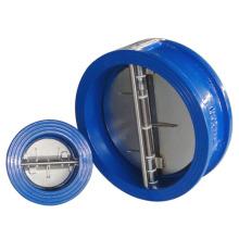 Válvula de retenção de ferro fundido Tipo Wafer Fabricante