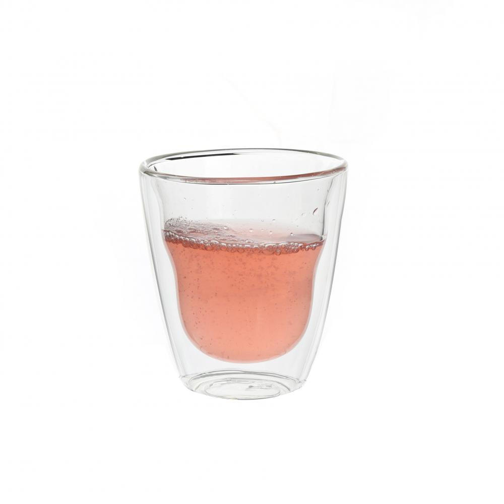 Hot Sale Handle Glass Cup Chai Tea
