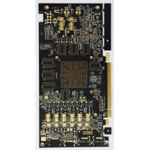 Paquete de matriz de rejilla de bola Placa de circuito de dedo dorado
