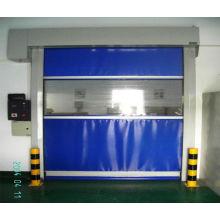 PVC Fabric High Speed Door With Radar Sensor