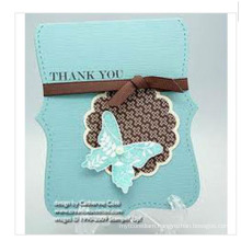 Butterfly Design Card 2014 for Thank You Purpose