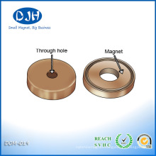 Permanent Sintered Neodymium Pot Magnet for Training