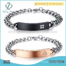 Novas pulseiras românticas, pulseiras amante