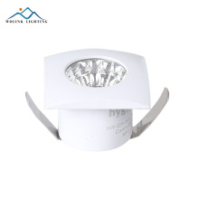 Downlight empotrable empotrable llevado aluminio montado superficie wolink