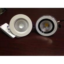 Heißer Verkauf huerler COB downlight 3-30w AC100-240V mit CER u. ROHS 30w cob führte epistar Span