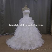 modern western ivory taobao express short country wedding dresses