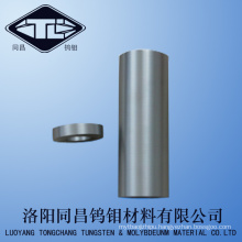 High Density Pure Forged Tungsten Tube 99.95%