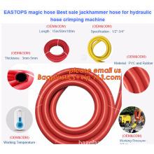 magic hose Best sale jackhammer hose for hydraulic hose crimping machine