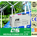 12V150AH Solar Battery GEL Battery Standard Products Rechargeable Gel Solar Power Battery for Solar System, Energy Storage Battery