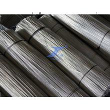 Alambre de hierro de corte recto galvanizado (TS-E24)