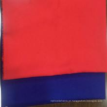 Cor tingida de tecidos de vestuário de sarja
