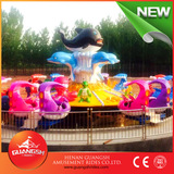 new amusement rides Shark Fighting water rides for sale shark island games