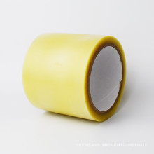 Waterproof Surface Protective Tape PVC Insulation Embossed Clear Protective Tape For Protect Simulated Wood Grain