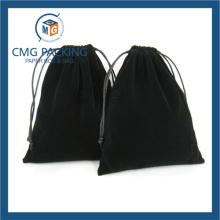 China Supplier Travel Sac à bijoux en velours personnalisé (CMG-Velvet bag-004)