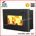 Cold rolled steel CE Certificate Decorative Wood Stoves