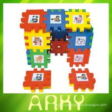 children plastic big building block