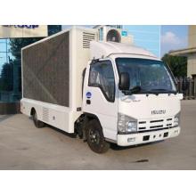 Рекламный светодиодный экран Led Wall Panel Mobile Truck