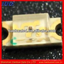1206 LED RVB Tri-Color SMD
