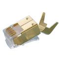 Plug 8P8C FTP CAT6 4UP 4DOWN Short Body