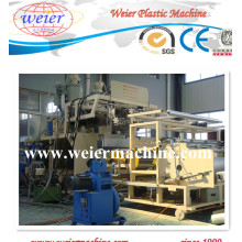 PE PVC Stretch Cast Film Production Line