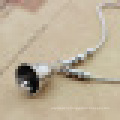 Women′s Fashion Simple 925 Sterling Silver Bell Anklet