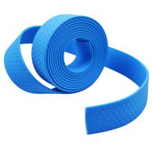 Sangle en plastique enduite imperméable portable de polyester de PVC de 20mm