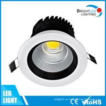 Lumen alto LED abajo luz con CE RoHS
